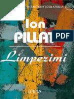 Pillat Ion - Limpezimi (Tabel Crono)