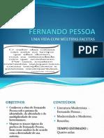 FERNANDO PESSOA Multiplas Facetas