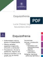 Esquizofrenia 2013