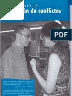 TEMA 6 RESOLUCIÓN DE CONFLICTOS