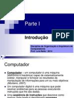 1 - Marcos Da Arquitetura de Computadores_2013