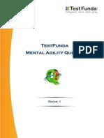 Mental Agility Quizzes