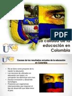 Calidad de La Educacion en Colombia.docx