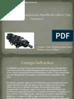 Perforación Hidráulica Con Martillo de Cabeza (Top