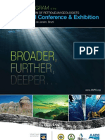 AAPG 2009 International Conference & Exhibition Program Book