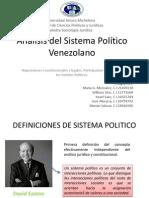 Análisis Del Sistema Político Venezolano
