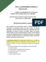 Aerodinámica General I Segunda Parte (Resumen)