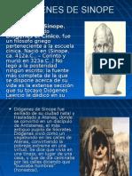 DIOGENES DE SINOPE
