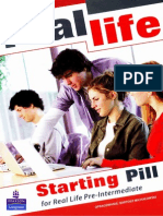 Real Life Pre Intermediate Starting Pill