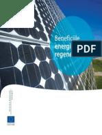Beneficii Energie Regenerabila