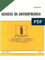 Historia Antropologia