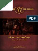O Ídolo Do Demônio