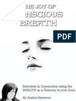 The Joy of Conscious Breath