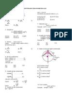 Identidades Trigonometricas II