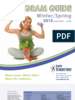 TLC Winter/Spring 2010 Program Brochure