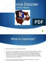 insomnia powerpoint