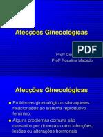 Afecções Ginecológicas