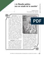 Documentos Filosofía Política (San Pablo)
