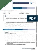 BT FIN Relatorio Impostos Por Fornecedor BRA TFSYSV