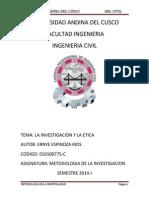 La Investigacion- Imprimir