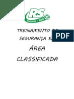 Apostila Area Classificada