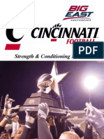Strength & Conditioning Manual