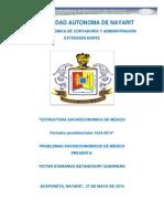 Trabajo Final Presidentes de México