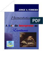 Youblisher.com-879762-Livro Hermeneutica a Arte de Interpretar as Escrituras