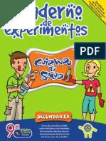 CONACyT Cuidando Tu Salud - Cuaderno de Experimentos