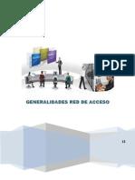 Generalidades Red de Acceso Año 2013