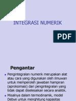Integrasi Numerik ES