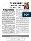 Veterans & Military Families Monthly News-June 2014