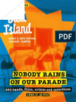 Sled Island 2014 Official Program Guide - Published by BeatRoute Magazine