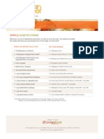 Article Simple Substitutions