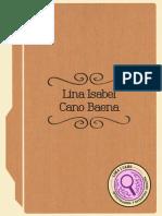 Expediente Lina Cano