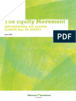 The Equity Movement