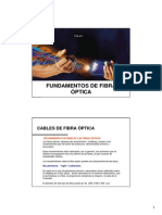 Fundamentos de Fibras Opticas