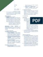 Resumen de Cuaderno Derecho Procesal Civil