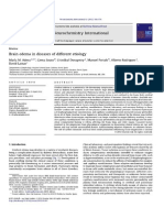 Edema Cerebral en Distintas Etiologias
