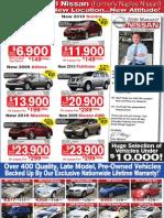 Used Car Sale Fort Myers Save at John Marazzi Nissan