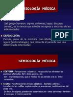 1.- Semiologia General
