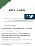Bank Financials 2011