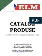 Catalog Produse ELM_2013