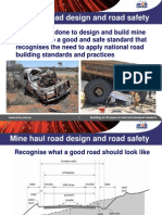 Jois - Haul Road Design and Road Safety