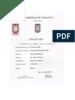 Certificados en PDF