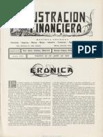 La Ilustración Financiera. 30-6-1910, No. 39
