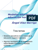 Modelo Educativo - Modelo Curricular