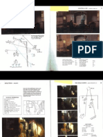 Reflections Excerpts Cinematography Lighting Diagrams