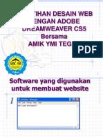 Pelatihan Web Dengan Dreamweaver
