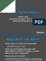 How to Theme Fedora 356